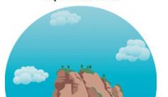 طرح لایه باز وکتور طاق بستان