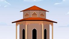 طرح لایه باز وکتور مقبره میرزا کوچک خان جنگلی