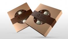 موکاپ جعبه شکلات
