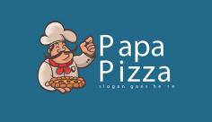 آیکن و لوگو پیتزا فروشی
