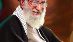 عکس رهبر جمهوری اسلامی ایران