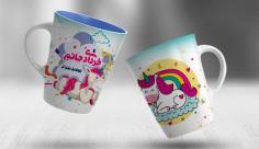 طرح لایه باز سابلیمیشن ماگ تبلیغاتی متولدین خرداد