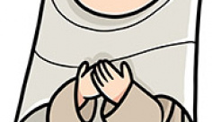 وکتور دختر نماز خوان