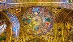 عکس کلیسا جامع ونک اصفهان