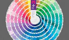 وکتور ترکیب رنگ