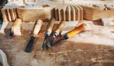 عکس تراش کاری چوب