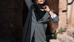 عکس ژست مانتو خانم ایرانی
