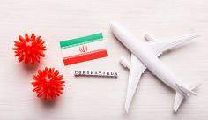عکس کرونا و ایران