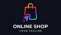 لوگو و آیکن فروشگاه آنلاین