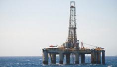 عکس سکوی استخراج نفت