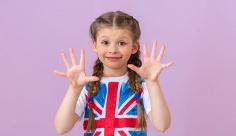 عکس آموزش زبان انگلیسی به کودکان