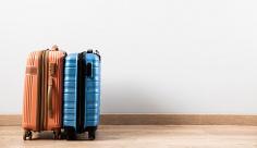 عکس چمدان مسافرتی