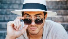 عکس عینک آفتابی مردانه