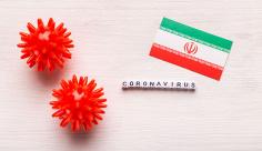 عکس کرونا ویروس در ایران