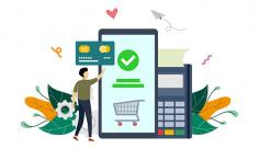وکتور خرید آنلاین از فروشگاه آنلاین
