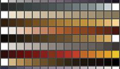 مجموعه ابزارهای فتوشاپ کد رنگ خاکستری و نوک مدادی