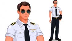 وکتور عینک پلیس