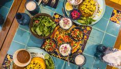 عکس نهار رستوران ایرانی