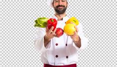 عکس برش خورده دوربری آشپز