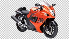 عکس برش خورده موتورسیکلت مسابقه ای