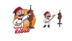 لوگو و آیکن کباب ترکی