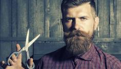 عکس آرایشگری مرد
