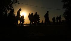 عکس پیاده روی اربعین حسینی