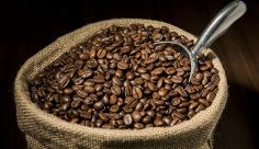 عکس دانه قهوه