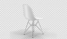 تصویر دوربری سه بعدی صندلی
