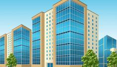 وکتور ساختمان