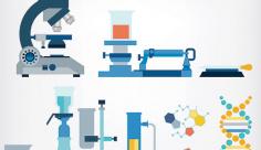 وکتور شیمی و آزمایشگاه