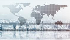 عکس نقشه جهان