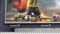 طرح تابلو سردرب فروشگاه ورزشی مجید اسپرت