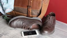عکس کیف و کفش مردانه