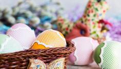 عکس تخم مرغ رنگی