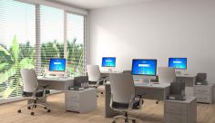 عکس سالن کامپیوتر