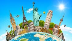 عکس مکان های گردشگری جهان