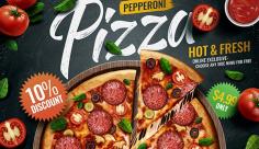 وکتور پیتزا