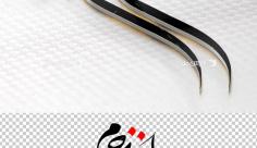 طرح سه بعدی تایپوگرافی مدافعان حرم