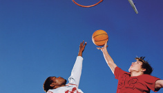 عکس ورزش بسکتبال