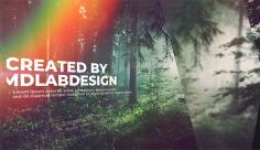 پروژه پریمیر اسلایدشو زیبا