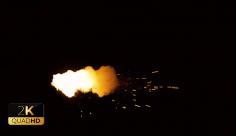 فوتیج ویدیویی جرقه و انفجار