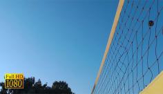 فوتیج ویدیویی والیبال