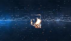 پروژه افترافکت نمایش لوگو دیجیتال و تکنولوژی