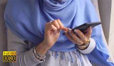 فوتیج ویدیویی حجاب