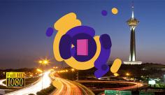 پروژه افترافکت نمایش لوگو گرافیکی