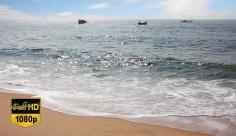 فوتیج ویدیویی دریا