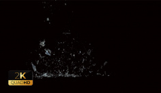 فوتیج ویدیویی شکستن شیشه