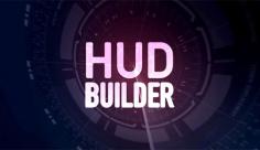 پروژه افترافکت نمایش HUD