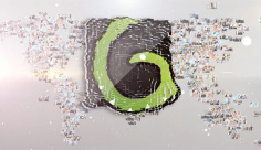پروژه افترافکت تبدیل عکس به لوگو شرکت